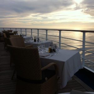 Senior Travel Consultant, Mandy Ward, cruises the Adriatic with Silversea, July 2014