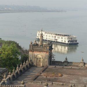 India Ganges River Cruise – February 2016