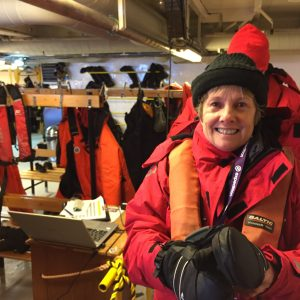 Antarctica Feb 2018 escorted group tour: picture gallery – people.