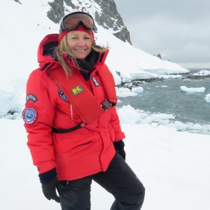 I've just returned from an amazing trip to Antarctica!