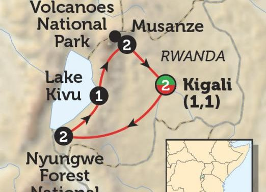 Authentic Rwanda