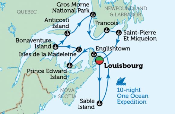 Canada's East Coast