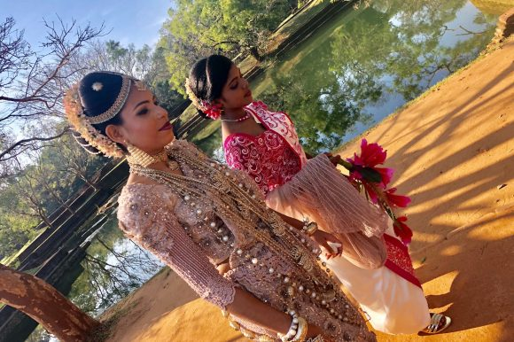 Sri Lanka: the recommendation is go now; you don't have to wait until everyone else has discovered it. (Hampton Travel & Cruise Sri Lanka Escorted Group Tour, March 2019)